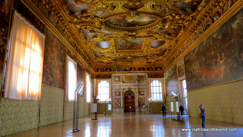 Doge's Palace - Things to do in Venice