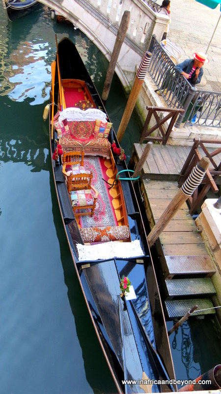 Things to do in Venice Italy -Gondola