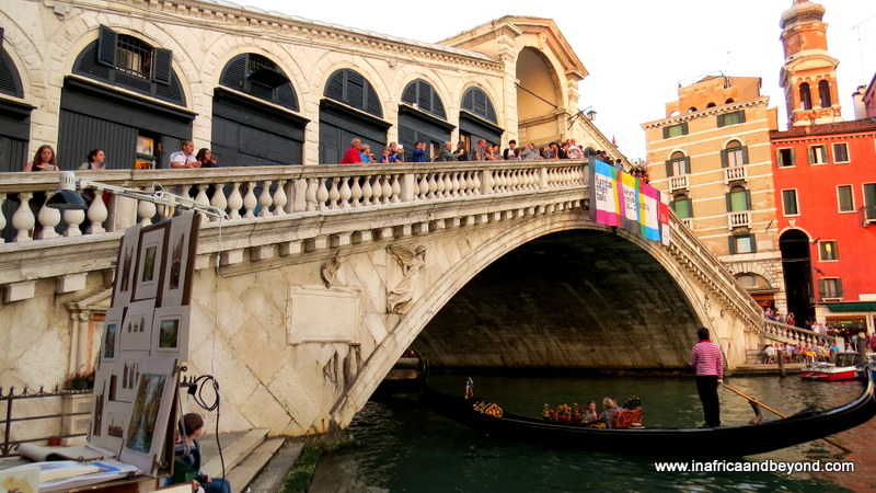 Rialto Bridge - Things to do in Venice