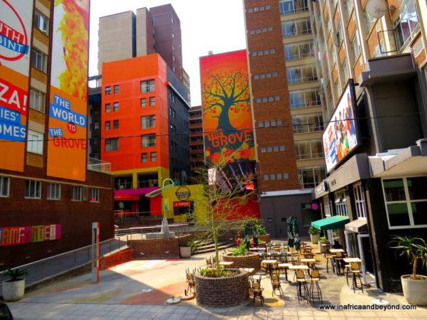 The Grove - Braamfontein