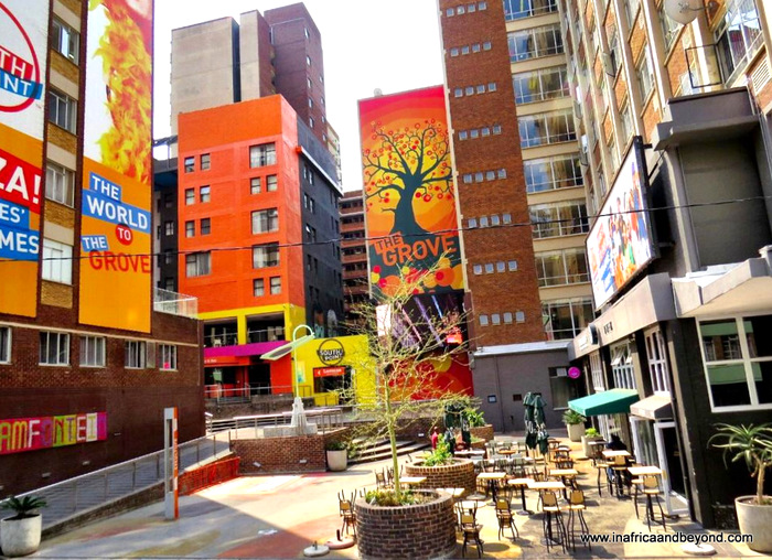 The Grove - Braamfontein
