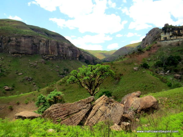 Drakensberg Mountains best weekend getaways from Durban