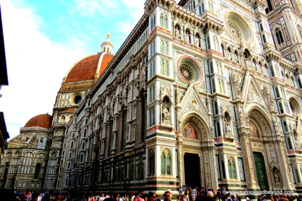 the best city in the world - Duomo - Cathedral of Santa Maria dei Fiore