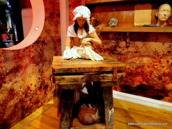 Madame Tussaud - Things to do in London with kids