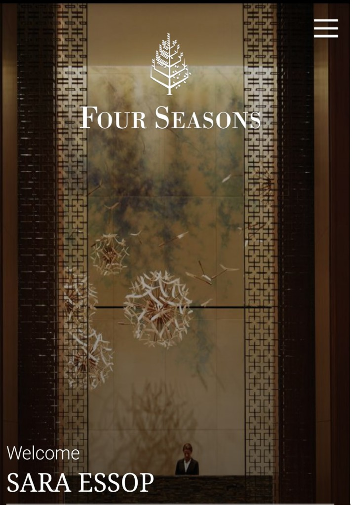 Four Seasons App