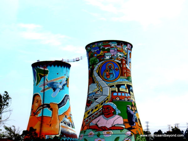 OrlandoTowers - Photos of South Africa