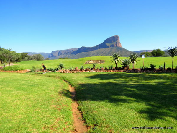 Hanglip Mountain - Photos of South Africa