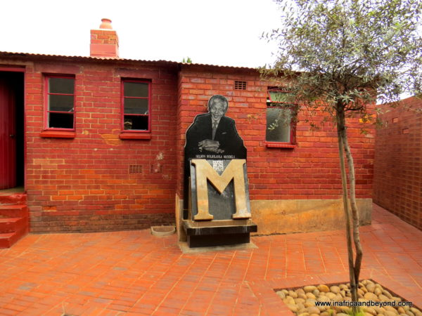Mandela House Soweto - Photos of South Africa