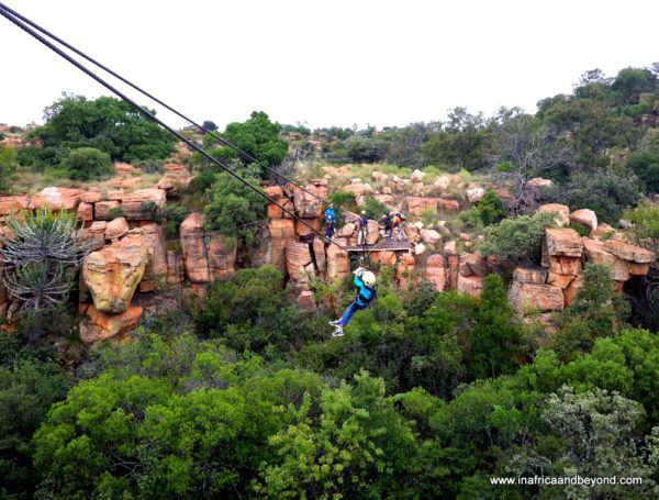 Magaliesberg Canopy Tour - Photos of South Africa