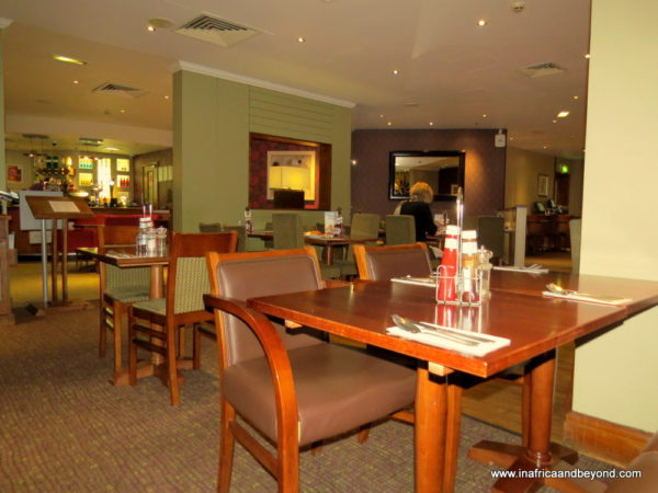 Premier Inn London Wembley Park Restaurant area