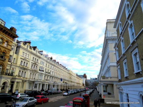Streets of London - Explore London