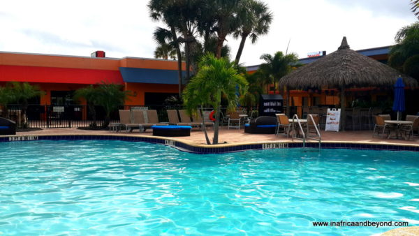 Coco Key Hotel and Water Resort Outdoor heated pool