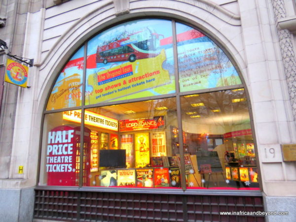 Original London Sightseeing Tour Visitor Centre - Explore London