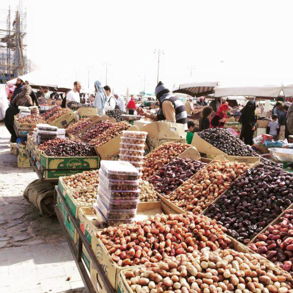Date Market - Sadaf Afshan