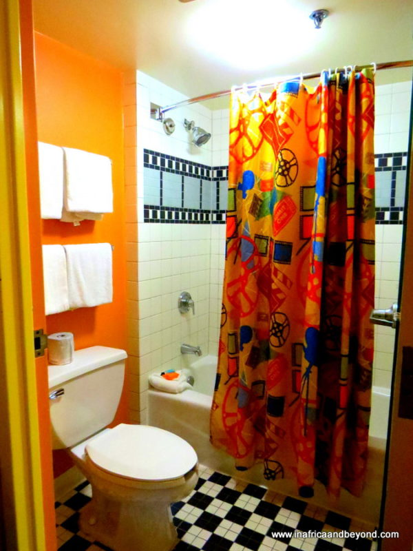 Bathroom Disney's All-Star Movies Resort