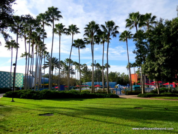 Gardens -Disney All Star Movies Resort
