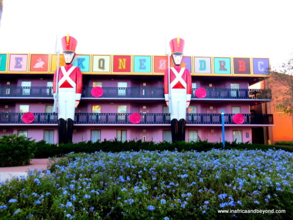 Tin Soldiers - Disney All-Star Movies Resort