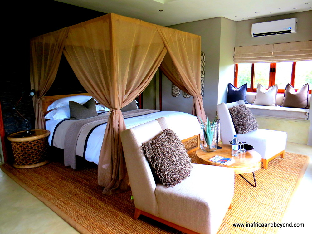 Sabi Sabi Bush Lodge bedroom