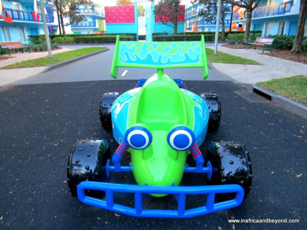 Car All Star Movies Resort