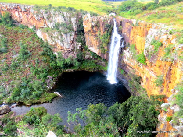 Berlin Falls - photos of Mpumalanga