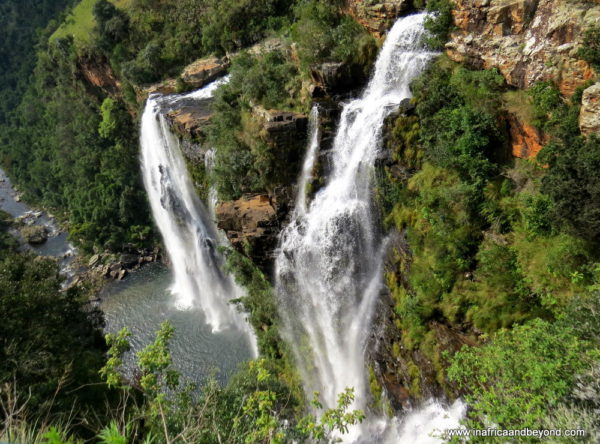 Lisbon Falls - photos of Mpumalanga