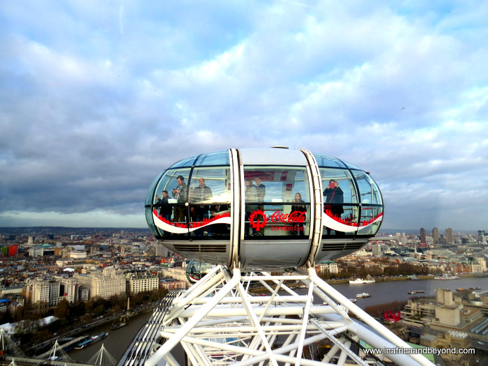 London Eye Observation Capsule