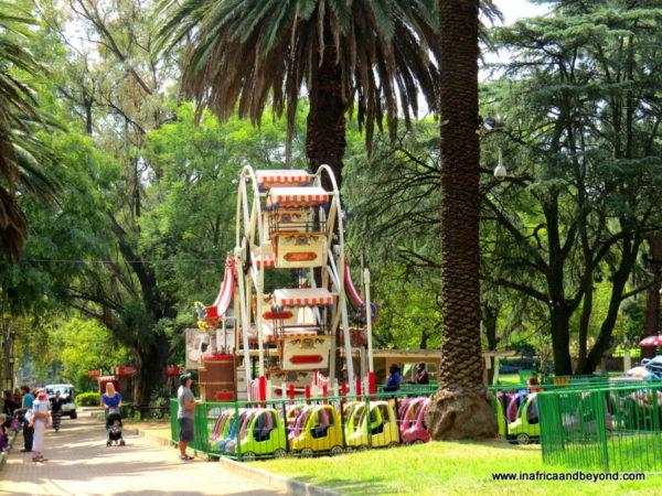 Playground - Johannesburg Zoo