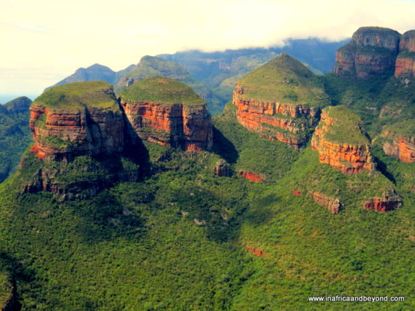 Three Rondavels - photos of Mpumalanga