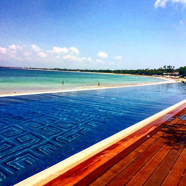 Infinity Pool - Bali - Vicki Garside