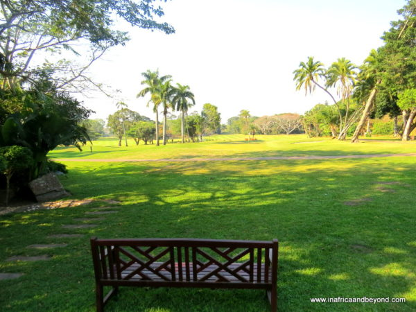 Selborne Hotel golf course