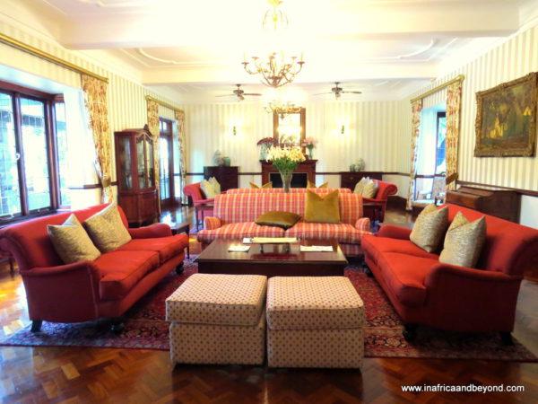 Selborne Hotel Hunters Lounge