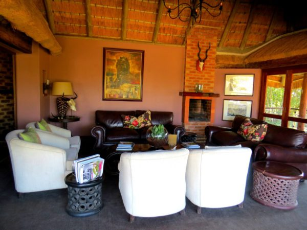 Gwahumbe Game and Spa lounge