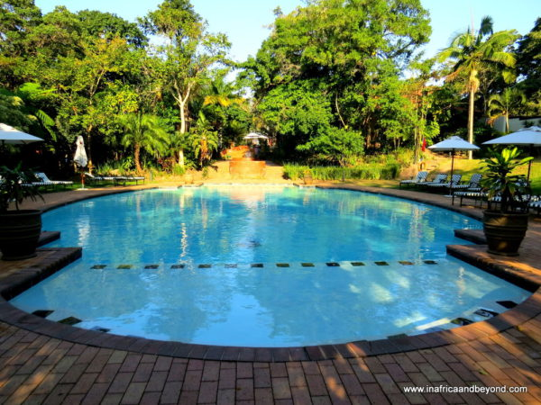 Selborne Hotel Swimming pool