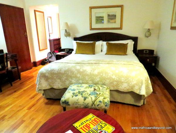 Selborne Hotel Room