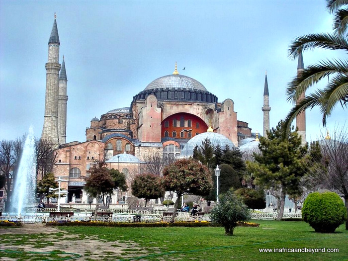 Things to do in Istanbul Hagia Sophia