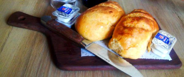 Bread Nelson Mandela Square Cilantros