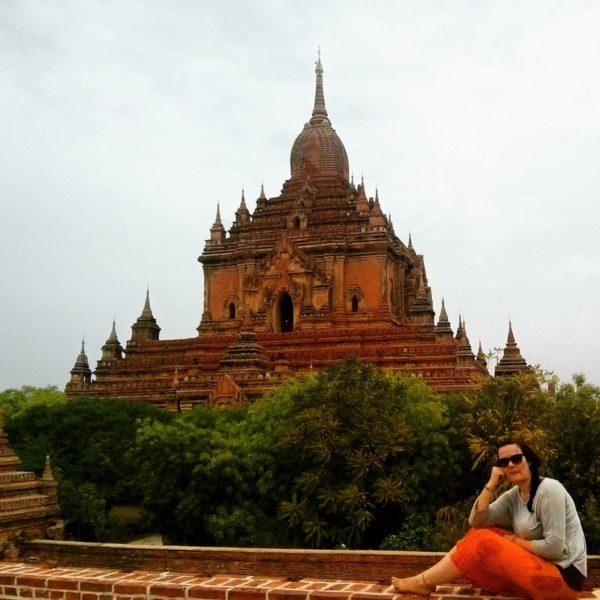 Walkabout Wanderer Myanmar