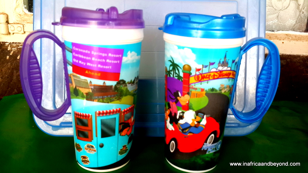 Disney tips Mugs