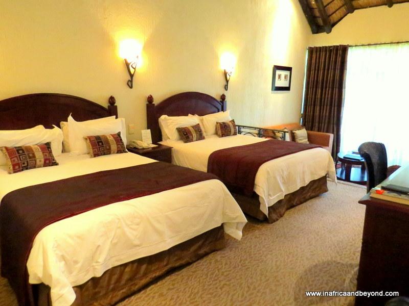 Kwa Maritane room