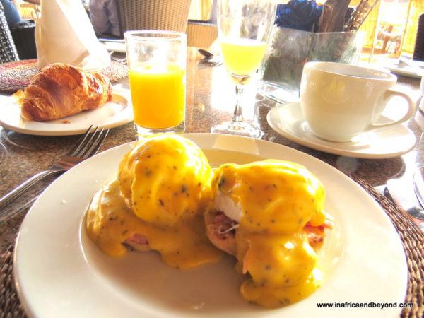 Kwa Maritane Breakfast