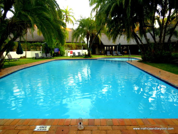 Kwa Maritane swimming pool
