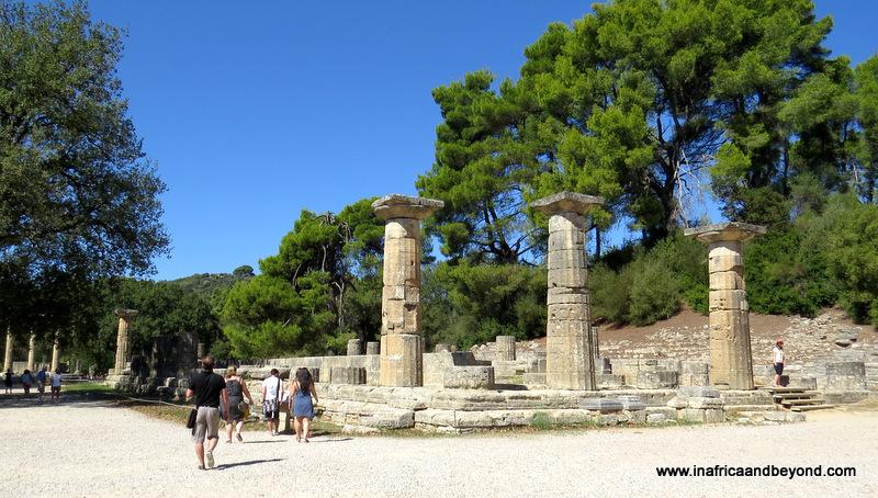 Olympia Greece