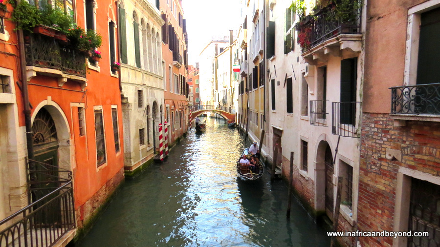 Fall in love with Venice