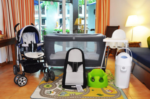Happy Baby Studio Rooms Sunwing Kamala Beach
