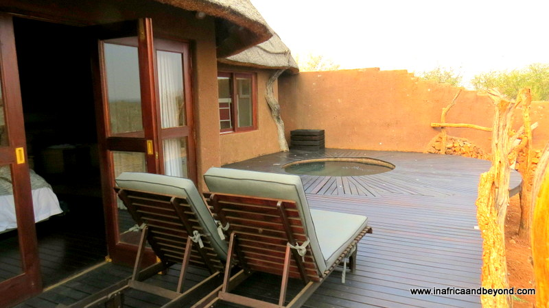 Madikwe Safari Lodge rooms