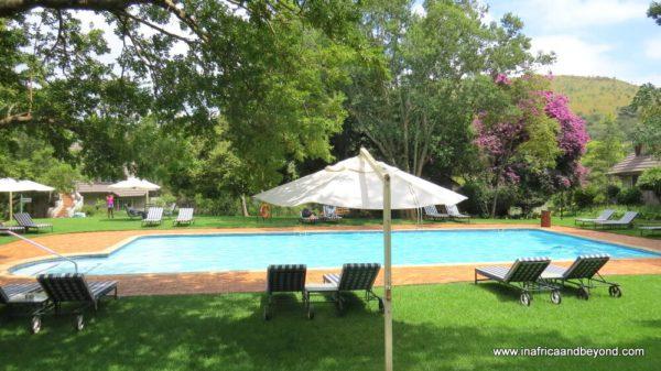 Swimming Pool Mount Grace