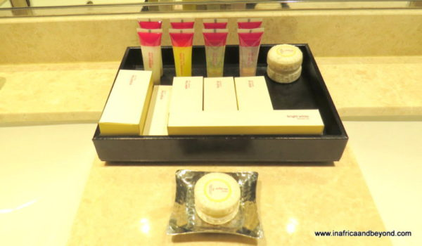 Crowne Plaza Bangkok Lumpini Park amenities