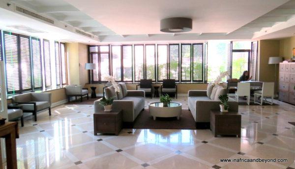 Guest Lounge - Somerset Park Suanplu