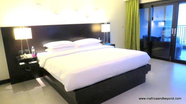 Main bedroom Hyatt Regency Phuket Resort