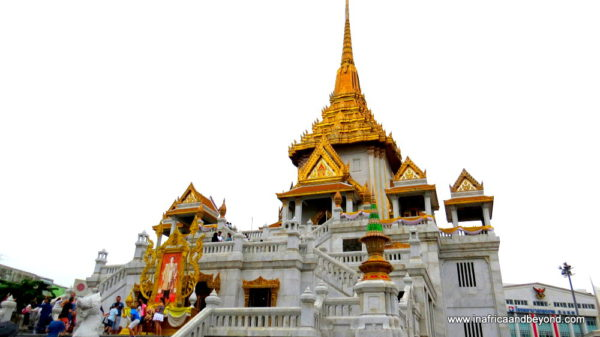 Wat Traimit - Things to do in Bangkok